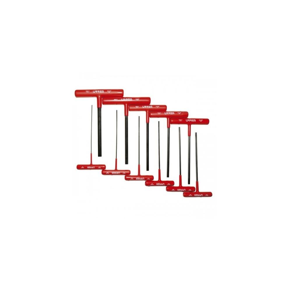Juego de Llaves hexagonales en pulgadas 4967GP
